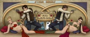 Scoundrels and Slave Girls by AshleyKayley