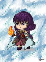 Mini Lute by x-Dragonqueen-x