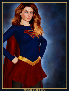 Supergirl IV by poserfan