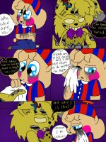 Some Bots Are Just Gold .:Pg 38:. by ShinySmeargle