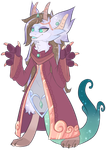 Swool 04: Lady Swool by lalacat2000