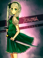 Youmu by Nadeine