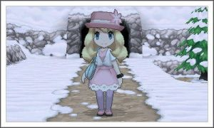 me in the adventure pkm X by RadimusSG
