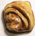 Mother Theresa Cinnamon Roll by NooYawkGurrl