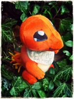 Charmander Plushie by Plushbox