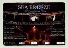 Sea Breeze poster by Asaph