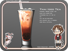 MAGE: Thai Iced Tea by Lo-wah