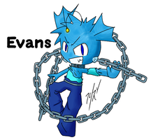 music as fur_Evans by 00freeze00