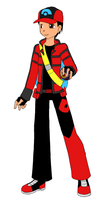 Me As I Pokemon Trainer by jack9730