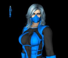 Mortal Kombat 9 Frost my version Beta1 by corporacion08