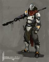 Drifter dude again by Parkhurst