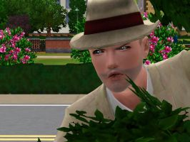 The Detective- Sims 3 by missxmello