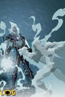 Batman VS Mr Freeze by DarK-KnIGhT-hk