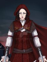 (AC) Claudia Auditore by bro0017