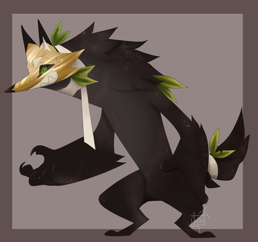 Forest Dweller Auction [OPEN] by Sweet-n-treat