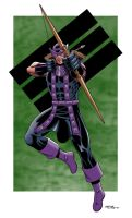 Hawkeye Colors by 93Cobra