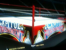 WWE '12: Capitol Punishment Arena by TheRumbleRoseNetwork