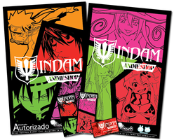 Windam Anime Shop Combo by ViciousJulious