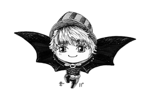 Fand 2011 Commission Batkid by AnimeGirlMika
