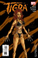 Tigra by Gummibearboy