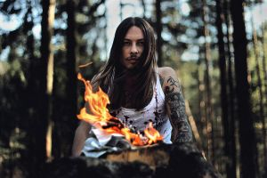 this is to end in fire by collien