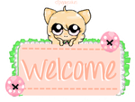 ~Welcome to my Page~ by mochajelly