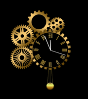 Gears-Old-Clock 7-1-2 by xordes