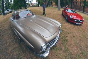 Mercedes-Benz 300 SL - Gullwing by Poppy-CZ
