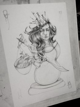 queen of hearts by christiana