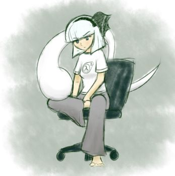 Indoor Only Youmu Bum by Why485