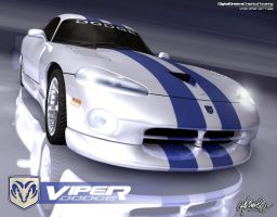 Dodge Viper by Ashale