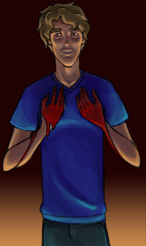 Blood on His Hands by Rotae