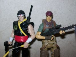 Asian Joes by lovefistfury