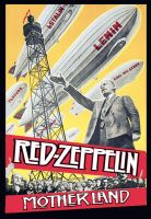 Red Zeppelin by spoof-or-not-spoof