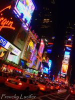 Times Square USA by HLea33