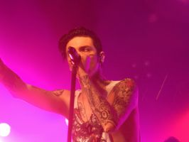 Andy Biersack by JokerIsMYFreak