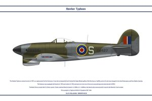 Typhoon GB 4 Sqn 1 by WS-Clave