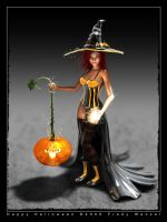 Happy Halloween by Fredy3D