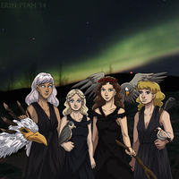 The Witches by ErinPtah