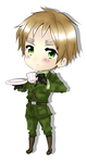 Chibi Arthur -Colored- by CHAiTEAMELODY