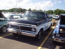 1976 Ford F100 XLT by Mister-Lou