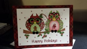 My 2013 Holiday Card Donation by concettasdesigns