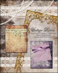 Vintage Paper Freebie by cosmosue