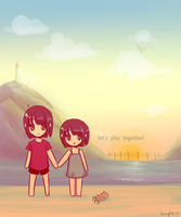 Let's Play Together by KimKimsGalore