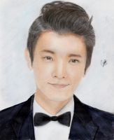 DongHae color drawing by zulinHL