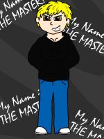 My Name is.....THE MASTER by icewormie