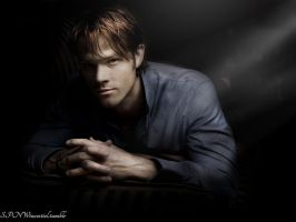 Jared Padalecki 1 by SPNWincestiel