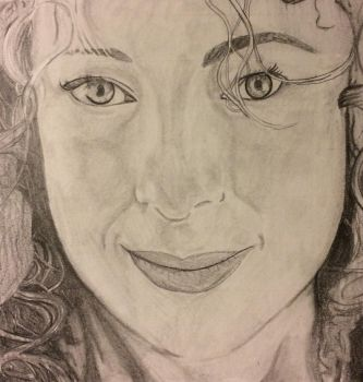 Alex Kingston as River Song by grimsqueaker66