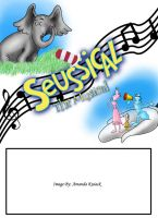 Seussical Poster by LadyNyaruInfinity