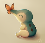 Butterfly by ChibiSo